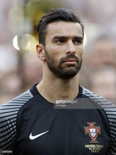 goalkeeper Rui Patricio of Portugal during the UEFA EURO 2016 final match between Portugal and France on July 10, 2016 at the Stade de France in Paris, France.