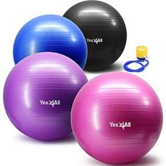 Yes4All 2000-lbs Anti Burst Stability Ball with Foot Pump, http://www.amazon.com/dp/B00N7AE664/ref=cm_sw_r_pi_awdm_jPFCwb09DVKWT