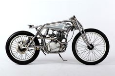 Suzuki GN125 Custom :: by Motor Rock City
