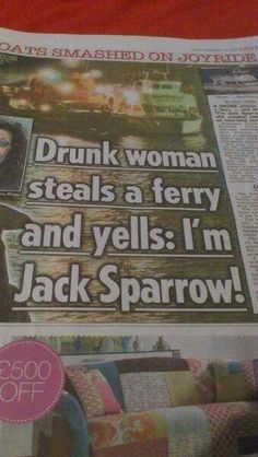 This news story. | The 41 Most British Things That Have Ever Happened