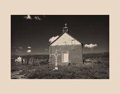 Santo Nino de Atocha, Buena Vista, New Mexico; Adobe Churches of New Mexico; Adobe Churches in New Mexico; Adobe Churches; New Mexico; New Mexico Adobe Churches; John A. Benigno; John Benigno