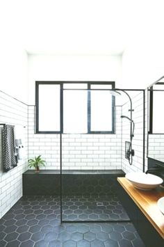 25 Superb Subway Tile Lavatory Concepts Residence Inspirations