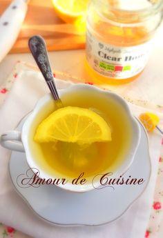 boisson détox citron gingembre curcuma