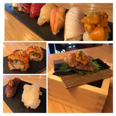 """先日お寿司を食べに行ってきました〜(๑╹◡╹)ノ""""🍣🍣🍣 どれもとっても美味しかったです〜 お店の店員さんがカッコ良かったしとっても感じ良かったからまた行きたいな〜 #ロブスター寿司 #うに  #カニ  #美味しい #めっちゃ美味しかった #飯テロ #夕食 #晩ご飯  #Instagram #iInstapic #food #Instafood #japanesefood  #japan  #贅沢 #大好き #お寿司  #sushi  #お寿司 #握り  #instagramjapan  #飲み会  #お酒  #肉 #お肉"""