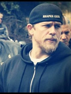 Charlie Hunnam ~ This man is definitely growing on me!!  :-)