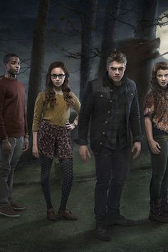 Wolfblood series 3 rydian jana shannon tom