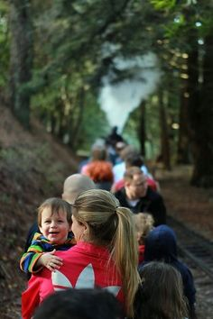 Kid-friendly train rides of the Bay Area