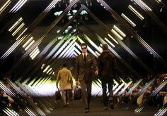 Hugo Boss's Fashion Extravaganza in Beijing