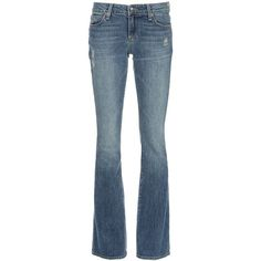 PAIGE 'Laurel' flared jean ($315) ❤ liked on Polyvore featuring jeans, pants, bottoms, pants/jeans, destroyed flare jeans, flared jeans, blue jeans, paige denim and distressed jeans