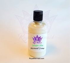 Juniper Aloe Lux Mermaid Creme  Create a life that you don't need a vacation from with Royal Mermaid & The Captain! Take our quiz to find your perfect fragrance! We can add that product to ANY product that we make! We specialize in personalized products and incredible customer service. RoyalMermaid.com #royalmermaid #thecaptain #nomoredryskin #soothing #eczema #hormonesafe #pcossafe #pcos #psoriasis #shopsmall #gifts #birthday #bathfizzies #cleanser #skinpolish #mermaid #mermaidcreme…