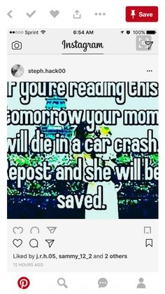 I fucking hate chain mail but I'm superstitious and I love my mom.