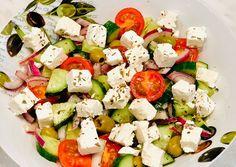 Caprese Salad, Cobb Salad, Feta, Cheese, Lettuce Recipes, Insalata Caprese