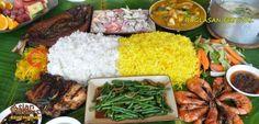 boodle fight, Asian Flavors Restaurant Boodle Fight Al Qusais, Dubai BOODLE MENU