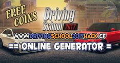 Hi guys! Here you can easily get Free Coins using this Driving School 2017 Hack by following the steps shown in the video. This Driving Scho...