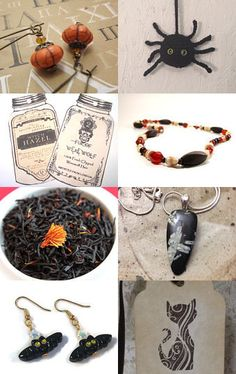 BEWARE!!! GHOULSHIGHTOUTFEST IS ALMOST HERE!! by Michaela on Etsy--Pinned with TreasuryPin.com