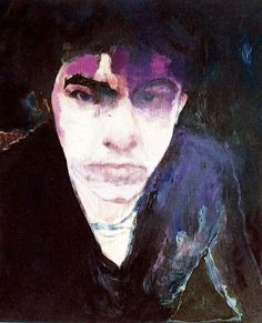 Magda Vacariu Art Blog: MARLENE DUMAS -repinned by http://LinusGallery.com  #art #artists #oilpainting