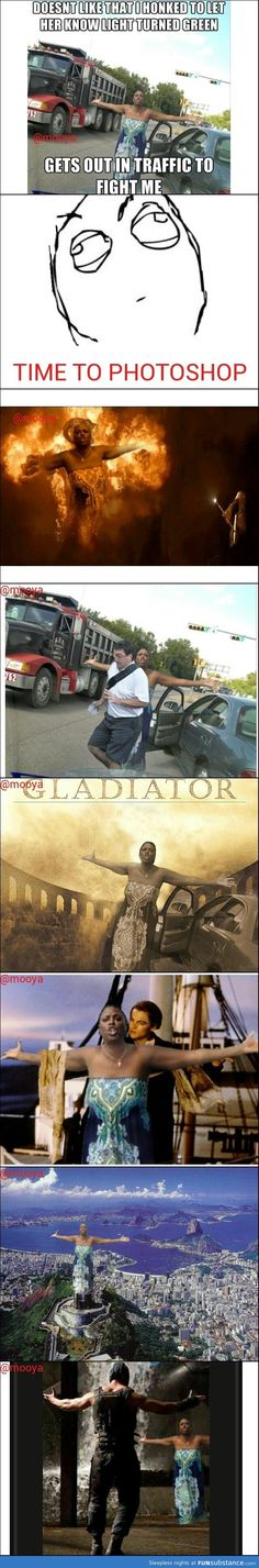 Photoshop wins
