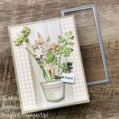 Butterfly Flowers, Paper Flowers, Wild Flowers, Surprise Gifts, Card Designs, Art Pages, Tim Holtz, Flower Cards, Pansies