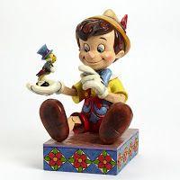 Disney Fan Collector: Colección Jim Shore: Pinocho