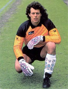 Michel Preud'homme - Golden Glove 1994 Winner. Get your FREE DOWNLOAD of the SportsQuest app at www.sportsquestapp.com @SportsQuestApp