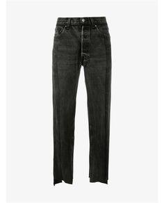 VETEMENTS Reworked Denim Jeans. #vetements #cloth #
