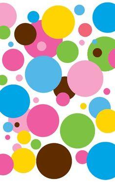polka dot backgrounds | Polka dots.... Yay or nay?