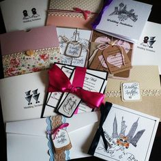 New designs! Stationery Design, Wedding Stationery, Wedding Invitations, News Design, Gift Wrapping, Gifts, Gift Wrapping Paper, Presents, Wrapping Gifts
