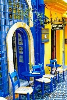 Colors of Crete