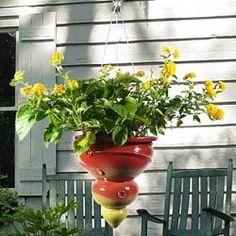 cool hanging pot