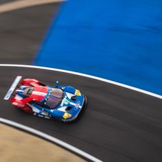 """9,768 Likes, 11 Comments - Ford Performance (@fordperformance) on Instagram: """"A splash of our favourite colour on the track at #6hSilverstone #blue #fordgt #FordWEC…"""""""