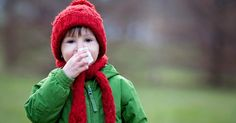 How to help children learn to blow their nose