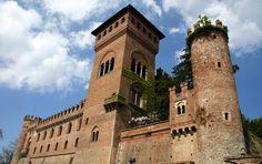 Castle Gabbiano ~ Chianti, Italy