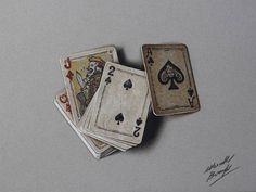 Italian Illustrator and graphic designer Marcello Barengi creates hyper-realistic drawings of common objects.