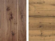 """Detail foto's van de FIAM design tafel LLT wood. Ontworpen door Benini Dante Q – Gonzo luca. In  """"oud"""" durmast fineer of 'canaletto walnoot'."""