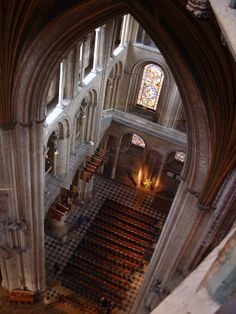Ely Cathedral, Cambridgeshire, UK - one of my favourite cathedrals Cathedral Architecture, Sacred Architecture, Historical Architecture, Amazing Architecture, Beautiful Buildings, Beautiful Places, Pictures Of England, Church Interior, Cathedral Church