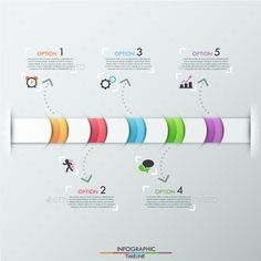 Timeline Infographic Template  Timeline Infographic Infographic