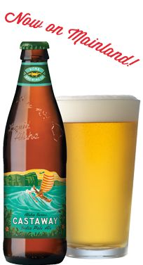 Kona Brewery Castaway India Pale Ale