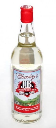 John Crow Batty Rum