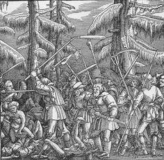 Lützelburger Hohlbein Kämpfende Bauern - Hans Lützelburger - Wikipedia, the free encyclopedia