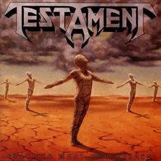 """TESTAMENT - """"Practice What You Preach"""" (1989)"""