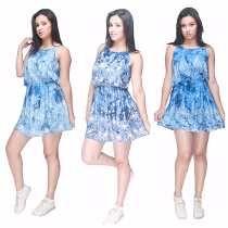 d013f1461 Encontre Vestido Jeans - Vestidos Casuais Femininas no Mercado Livre  Brasil. Descubra a melhor forma de comprar online.