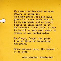 Do It Yourself Just Like That: C. Poindexter