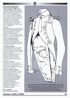 Grenadiers à pied 1804-07 5
