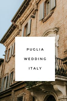 Puglia, Italy is one of the most beautiful places on earth to get married. There are countless of places all around the world where you could get married but which one is that, that immediately spoke to your heart? Got Married, Getting Married, Most Beautiful, Beautiful Places, Regions Of Italy, Puglia Italy, Adriatic Sea, Italy Wedding, Elopements