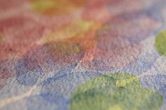 waldorf veil painting