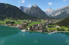 Pertisau on Achensee, Tirol, Austria