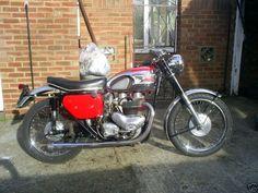 1963 Matchless G12 CSR, 650cc