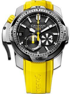 Graham - Watchmakers since 1695 #ableitner #taucheruhren