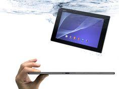 Sony Xperia Z2 Tablet - The New Three Anti Tablet PC