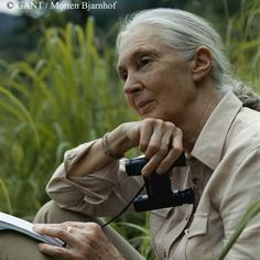 Wish Dr. Goodall a Happy Birthday! | the Jane Goodall Institute